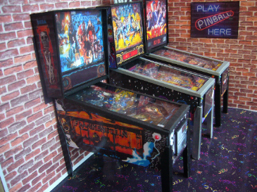 Frankenstein  1/12th Scale Miniature Pinball Table Model